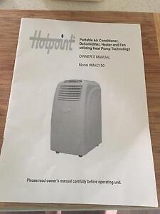 Hotpoint MAC-150 portable air-conditioner Pakenham Cardinia Area Preview