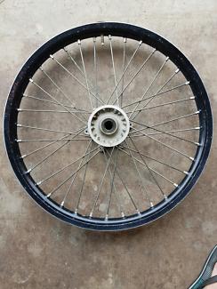 YZ250F front excel rim / wheel