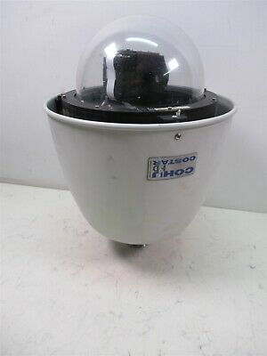 Cohu Costar Hd25-1000 Commercial Surveillance Security Camera Speed Dome Ptz