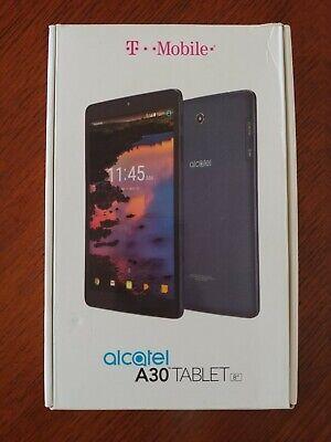 "Alcatel A30 16GB WIFI/4G LTE 8"" Tablet - MODEL-9024W T-Mobile"