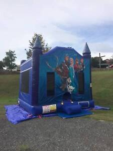 Jumping castle Frozen for hire