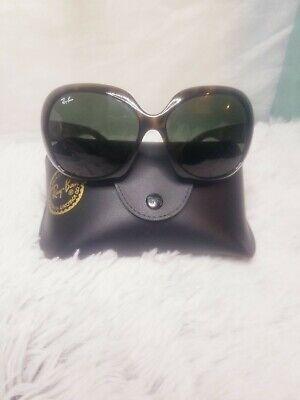 Ray-Ban Original Wayfarer Justin Classic Tortoise Sunglasses 50 mm