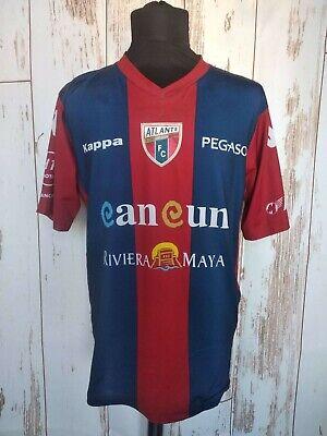 Atlante FC Mexico Kappa Jersey Cancun 2015/16 Football Camiseta Shirt Soccer SzL image