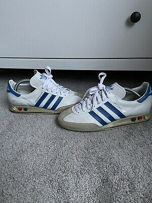 Adidas Kegler Super Made In West Germany 83/84 Uk 10