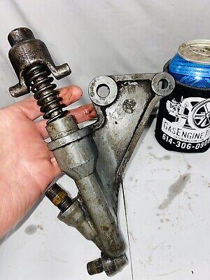 Original 6 Hp Ihc M Fuel Pump Hit Miss Gas Engine 9845-ta International M