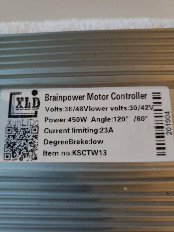 XLD Brainpower Motor Controller