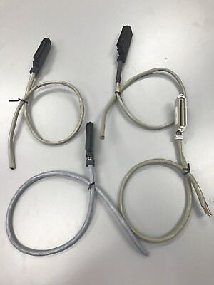 USED 25 Pair Telco Amphenol CAT3 Trunk Cable 50-Pin PBX AMP 6ft