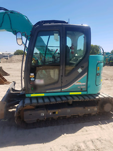Discounted 5 Ton Excavator s for hire DRY or WET Digger hire