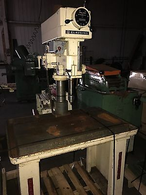Clausing Variable Speed Drill Press Model 2284
