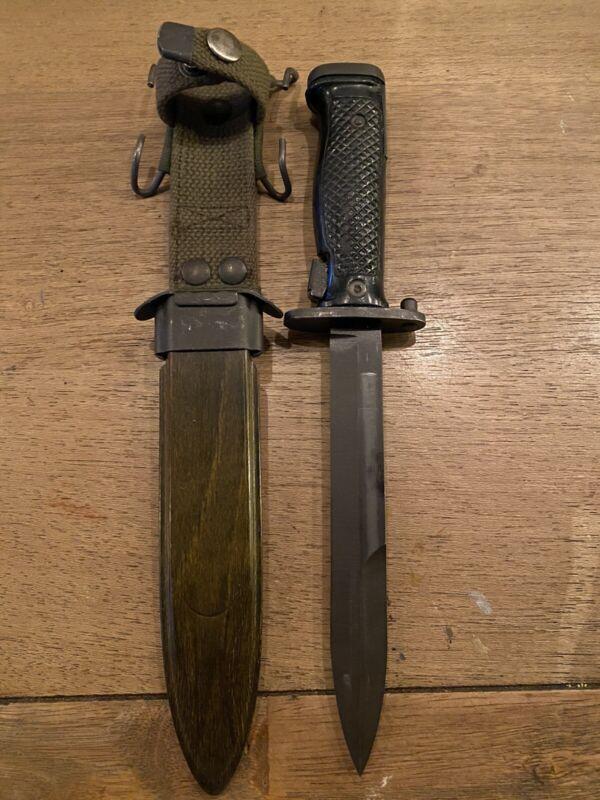 Danish HTK M/62 Bayonet