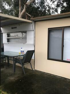 Onsite caravan swansea gardens Sawyers Gully Cessnock Area Preview