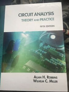 Circuit analysis theory and practice fifth edition
