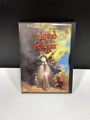 The Lord of the Rings (DVD, 2001) - Animated