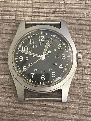 HAMILTON Military watch MIL-W-46374B 1979 U.S. Men's