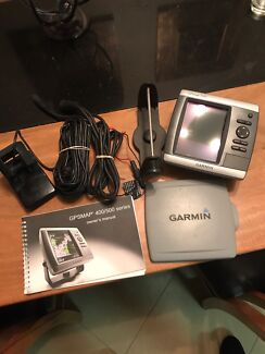 Gps fish finder (Garmin)