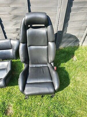 Nissan 300zx drivers seat and rear seats. Leather