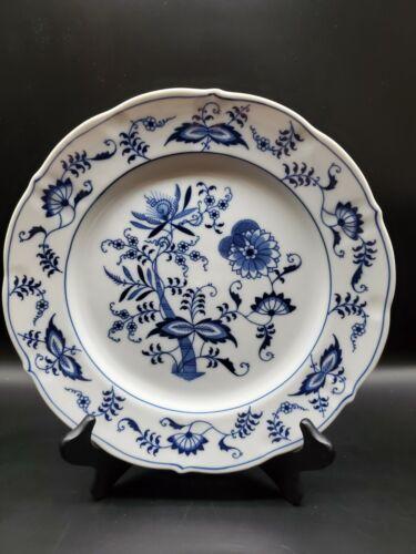 Blue Danube (Japan) BLUE DANUBE Dinner Plate