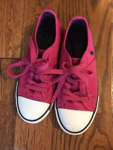 Girls polo sneakers