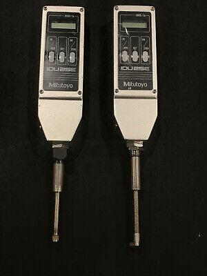 Mitutoyo 575 213 Digital Indicator .0005-1 Range 0.01-25mm Two