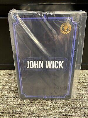 Mezco One 12 John Wick Mezco Exclusive In Hand