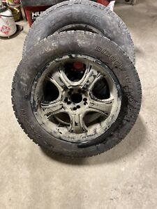 20 inch rim and tire