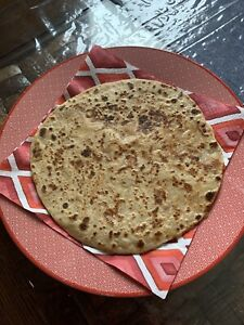 Homemade Fresh Roti and Parantha