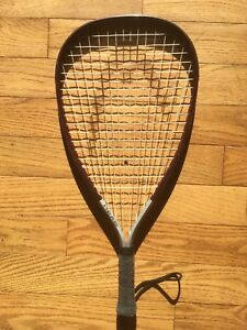 Head demon xl racquetball racquet