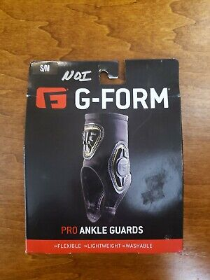 Brand new Sealed Sondico X2 Senior Ankle Guards in white Athletic support