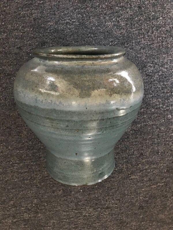 Old Ceramic Pot