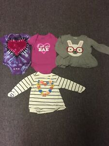 6-12 months baby girl cloths