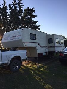 Okanagan Trav-L-Mate 28.5 ft 5th wheel