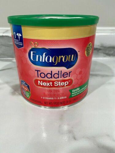 3 CANS Enfagrow Toddler Next Step Vanilla Milk Drink 1-3 Year 24oz Powder Can
