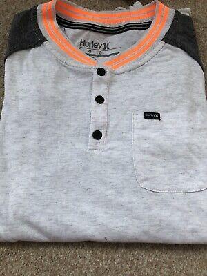 Hurley Long Sleeve Tshirt L More Like M