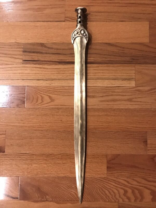 Bronze Age Sword Nordic By Chris Levatino