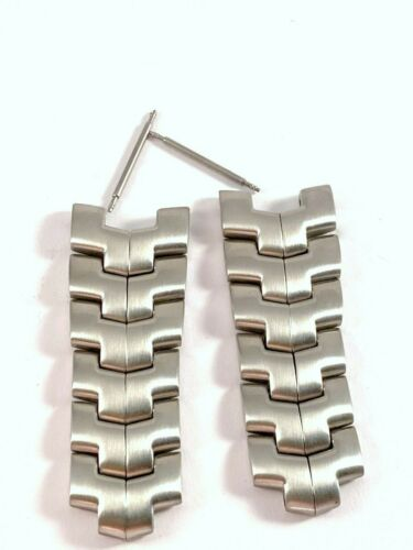 Tag Heuer Stainless Steel Watch Segments 21/18mm width for Link Watch Band