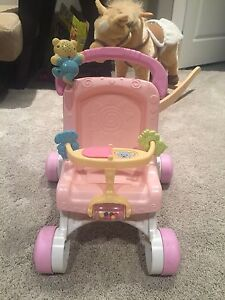 Fisher Price Stroller Walker