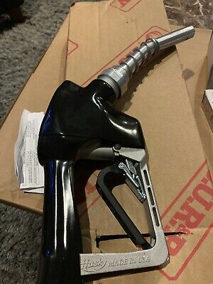 Husky Fuel Nozzle Gas Pump Nozzle Husky 10s Fuel Pump Dispenser Nozzle