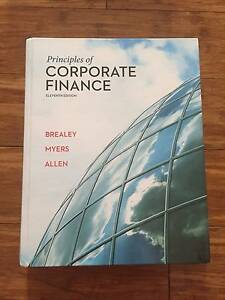Principles of Corporate Finance East Victoria Park Victoria Park Area Preview