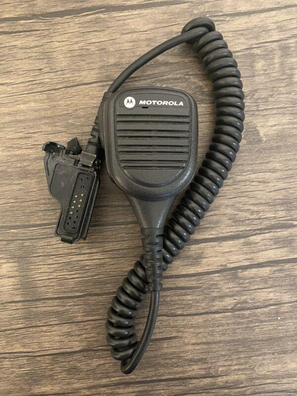 Motorola PMMN4045B Noise Cancelling Remote Microphone XTS5000, XTS2500, JEDI