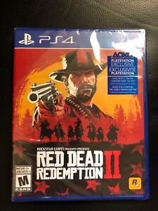 Red dead redemption 2 neuf