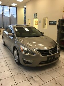 2014 Nissan Altima 3.5L Rear Camera