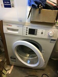 WASHING MACHINE BOSCH MAX available 12th JUNE