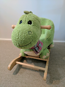 Rocking Dinosaur - Nursery Toy Mona Vale Pittwater Area Preview