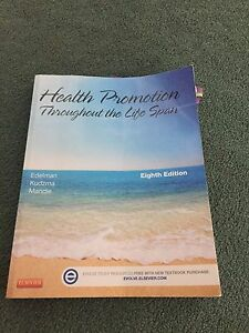 Health promotions book