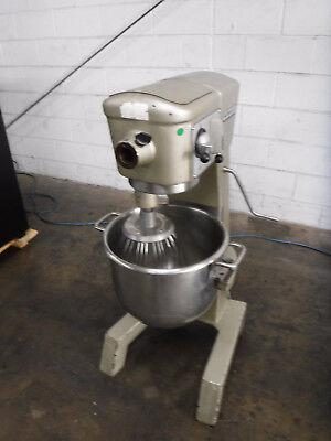 Hobart D-300 Bakery Donut Dough Mixer 30 Qt W Bowl Whip 115 Volts