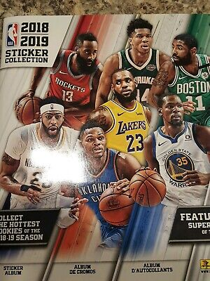 b765affaa310 2018-19 NBA PANINI STICKERS U PICK 10 FROM THE LIST..FINISH YOUR SET!!