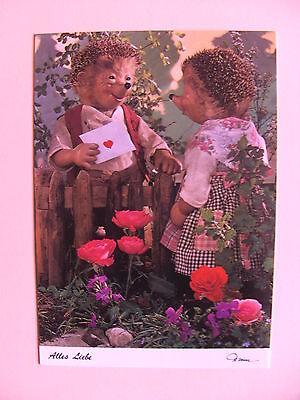"""Postkarte AK Mecki Nr. 489 """" Alles Liebe """""""