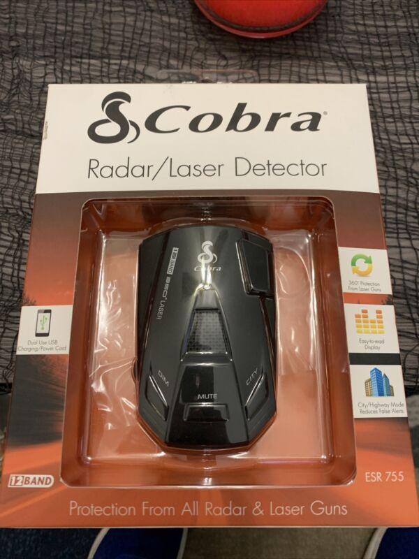Cobra Esr 755 Radar Detector
