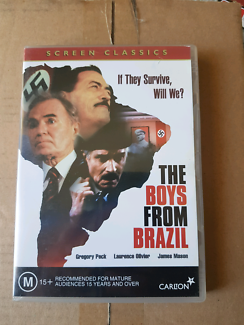 The boys from Brazil DVD