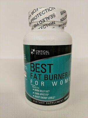 BEST FAT BURNER FOR WOMEN! BURN BELLY FAT | CURB APPETITE | 60